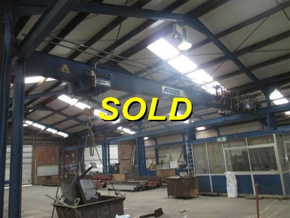 Abus 5 ton x 11 400 mm, Conveyors, Overhead Travelling Crane, Jig Cranes