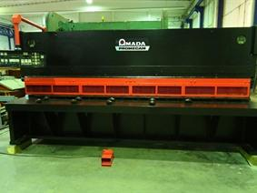 Amada Promecam GHP 4060 x 20 mm, Hydraulic guillotine shears