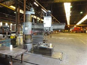 Soraluce TR3-2000 Mk6, Radial drilling machines