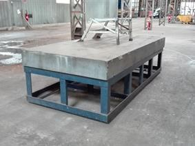 Table 3000 x 1800 mm, Tables & Floorplates