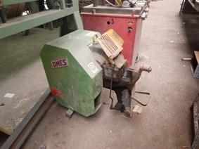 Omes rebar cutting 30 mm, Mechanische Guillotinescheren