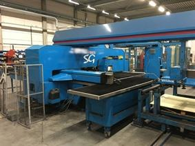 Finn Power SG3 Punch & Corner Shear, Stamping & punching press thin metalsheet