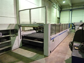 LVD Impuls 6020 6000 x 2000 mm, Laser cutting machines