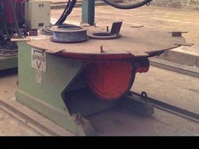 ARMCO 2500 kg, Turning gears - Positioners - Welding dericks & -pinchtables