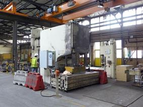 LVD CCLP 500 ton, Open gap presses