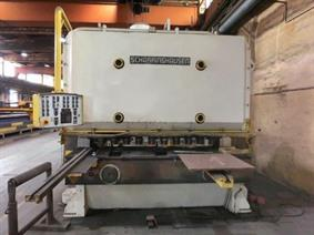 LVD OTSo 2100 x 25 mm CNC, Hydraulic guillotine shears