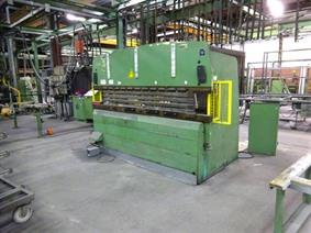 Amada Promecam RG 75 ton x 3100 mm, Hydraulic press brakes
