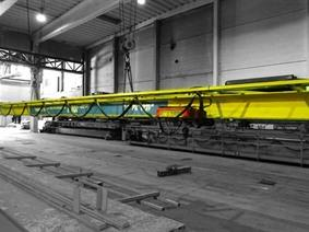 Comete 1 ton x 17 000 mm, Rolbruggen, Loopbruggen, Takels & Kranen