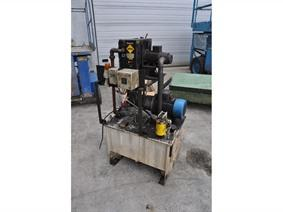 Hydraulic Unit 4 kW, Varia
