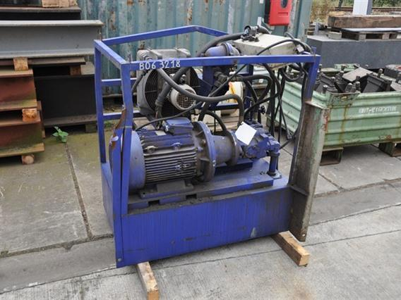 Hydraulic Unit 15 kW, Various