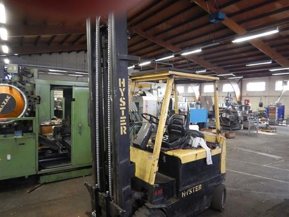Hyster 4 ton electric, Vehicles (lift trucks - loading - cleaning etc)