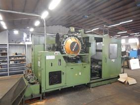 Mazak H12 X: 610 - Y: 457 - Z: 457 mm CNC, Horizontal machining centers