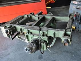 Man-SWF hoist 5 ton, Rolbruggen, Loopbruggen, Takels & Kranen