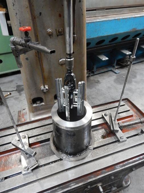ABM Machines - cylinder honing | Honing machine, N° 9571