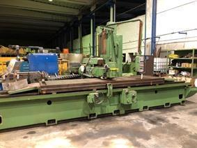 Graffenstaden X: 3000 - Y: 630 - Z: 1000 mm, Bed milling machines with moving table & CNC