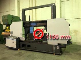 Danobat Ø 1100 mm CNC, Band sawing machines
