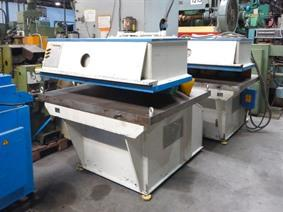 Boschert Punching press, Ponsmachines & Ponsnibbelmachines