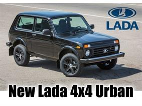 NEW Lada 4x4 Urban, Vehicules (elevateurs - netoyage - etc)