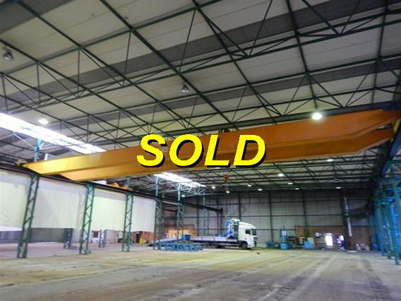 Abus 4 + 4 ton x 25 400 mm, Conveyors, Overhead Travelling Crane, Jig Cranes