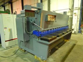 Colly 3200 x 16 mm CNC, Hydraulische guillotinescheren