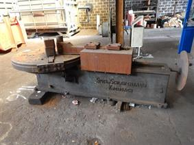 Spies & Schleifbaum spiral bender, Straightening machines for bars and sections