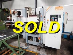 Kasto Ø 360 mm CNC, Band sawing machines