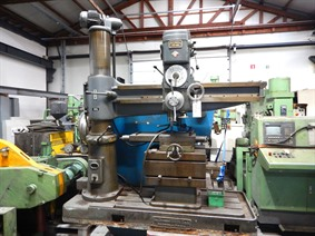 Breda R1200L Mk4, Radial drilling machines