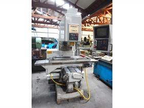 Bridgeport X: 760 - Y: 370 - Z: 150 mm, Bedfreesmachines / Beweegbare tafel conventioneel & CNC
