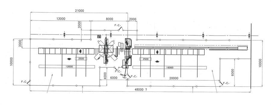 ficep cnc drill \u0026 sawstreet drilling \u0026 sawingline, n� 9790 Schematic vs Diagram