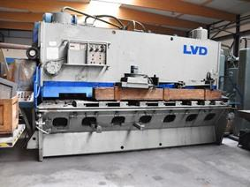 LVD MVCS 4050 x 20 mm, Hydraulic guillotine shears