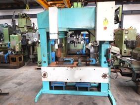 Sahinler (mobile) 150 ton, Garage press machines