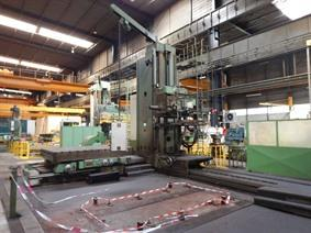 Mitsubishi / Innocenti X: 8990 - Y: 2920 - Z: 1580 mm CNC, Borers with travelling column, floor type