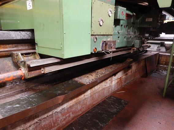 Innocenti CNC Turntable, 4250 x 4250 mm, 130 ton