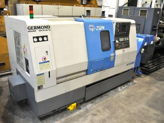 Hyundai Hit 250M, Ø 590 x 650 mm CNC