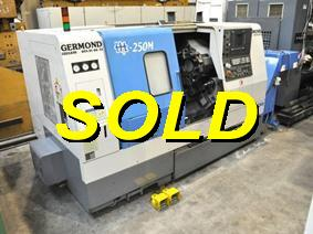 Hyundai Hit 250M Ø 590 x 650 mm CNC, Tours CNC