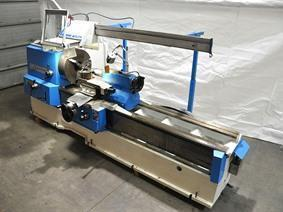 VDF Boehringer DUE 800 Ø 820 x 2000 mm, Centre lathes