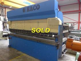 Haco PPM 150 ton x 3600 mm, Hydraulic press brakes