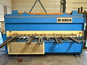 Haco HSLX 3100 x 10 mm CNC, Hydraulic guillotine shears