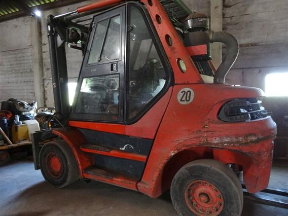 Linde H50D 5 ton, Vehicles (lift trucks - loading - cleaning etc)