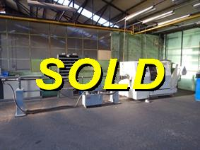 Hardinge Talent Ø 440 x 500 mm CNC, CNC lathes