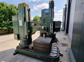 Tos Mas VO 50, Radial drilling machines