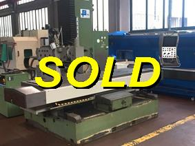 Fil FA250 X: 2500 - Y: 850 - Z: 1200 mm CNC, Bed milling machines with moving table & CNC