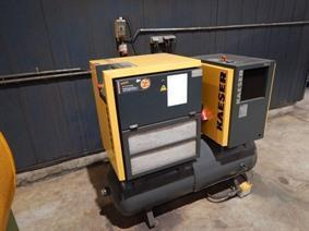 Kaeser SX4 + dryer screwcompressor, Stroomaggregaten & Compressoren