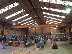 Abus 3,2 ton x 19 500 mm, Conveyors, Overhead Travelling Crane, Jig Cranes